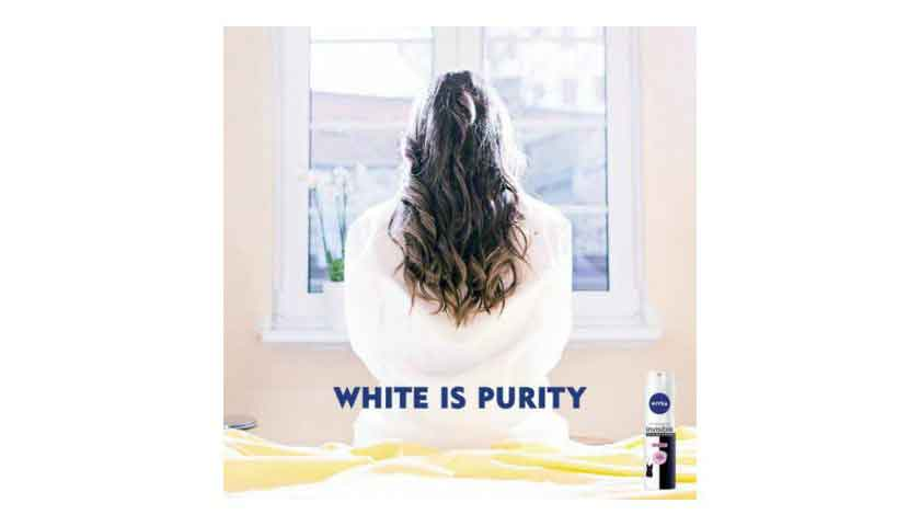 "Nivea faces backlash for ""White is Purity"" Ad - Ethical Marketing News"