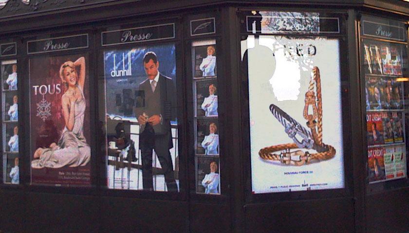 Paris bans ads