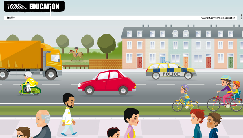 New THINK! road safety campaign launched to help cut child deaths ...
