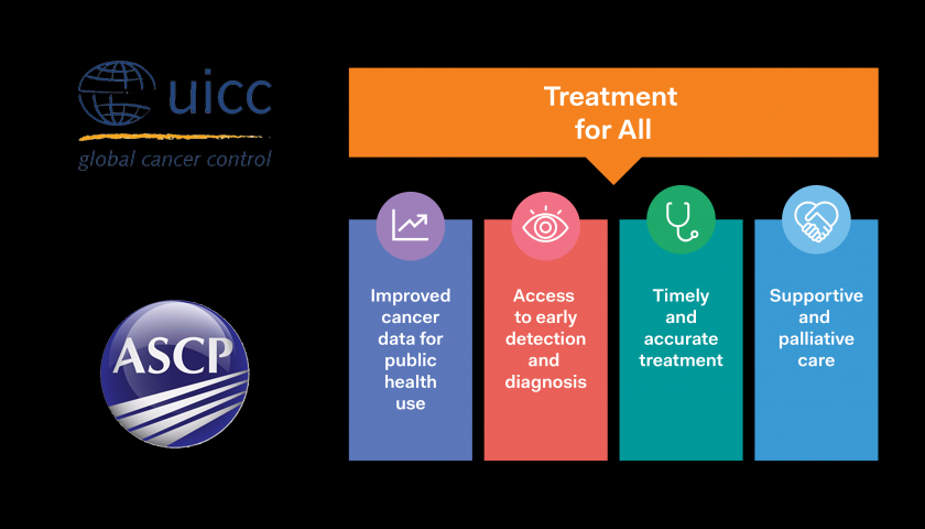 ASCP Joins UICC's World Cancer Day Initiative to Raise
