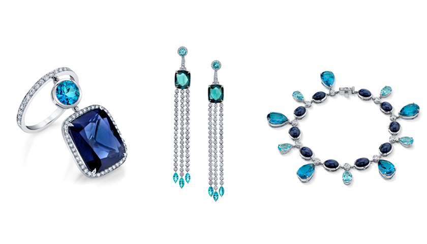 Atelier Swarovski Launch first Fairtrade Gold fine jewellery collection