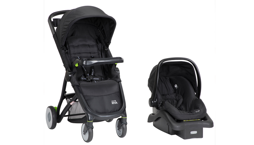 Walmart And Safety 1st Unveil Made In America Stroller Produced From Recycled Car Seats
