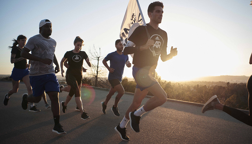 Shipley bibliotecario Lobo con piel de cordero  Run For The Oceans' Grows In 2018 - adidas X Parley Announce Expanded  Global Campaign To Harness The Power Of Sport And Continue Fight Against  The Threat Of Marine Plastic Pollution