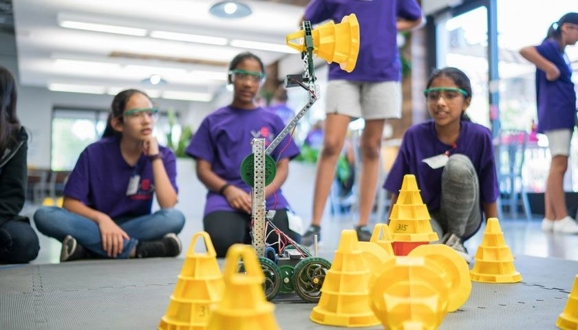The Robotics Education Competition Rec Foundation Ethical