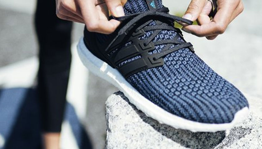 Adidas to double production of ocean plastic trainers in 2019