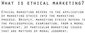 Ethical Marketing News