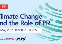 CIPR announces first climate change and communications conference